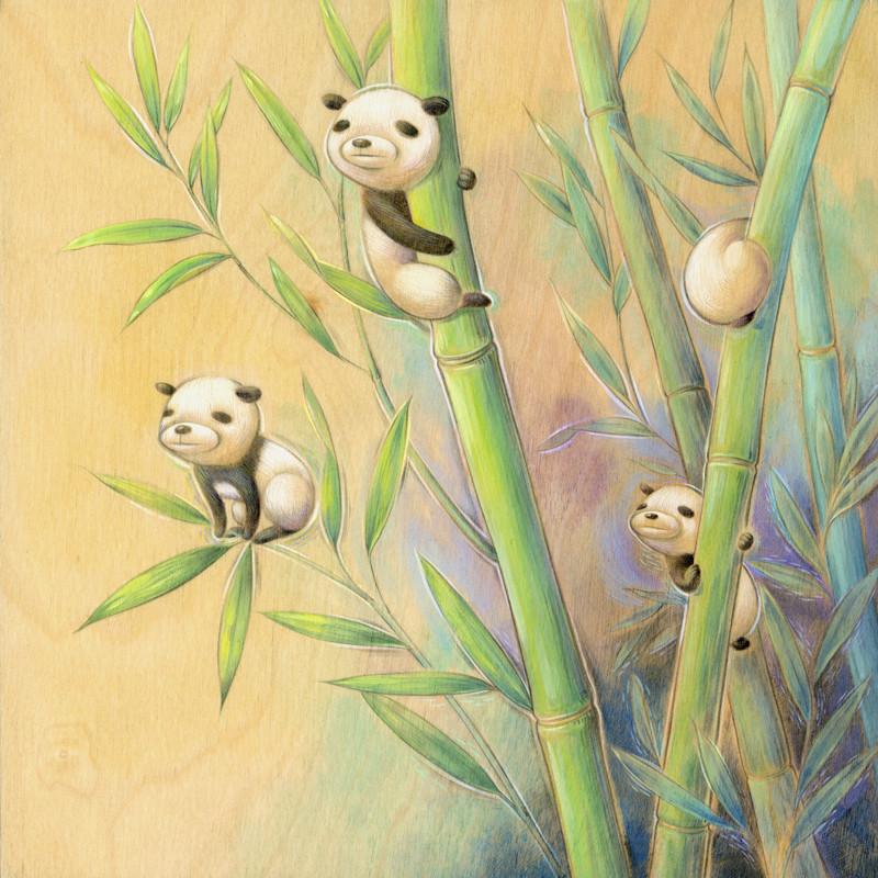 Miniature Pandas